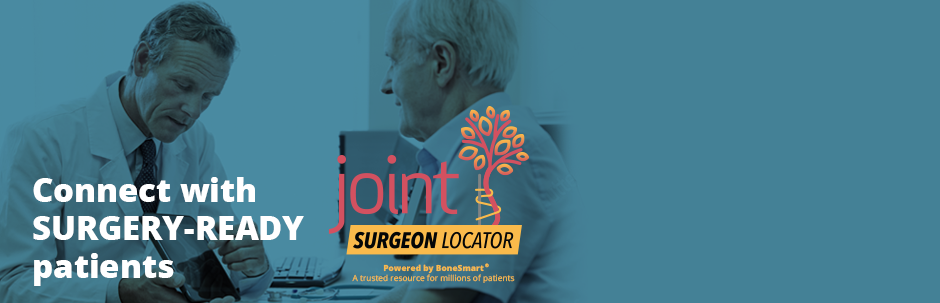 Joint Surgeon Locator