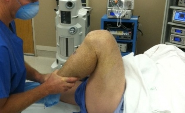 Mua Manipulation Under Anesthesia After Total Knee